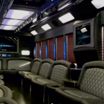 Want to Make Your Bachelor Party Amazing? Have it on a Party Bus